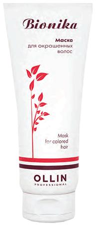 Ollin BioNika Маска для окрашенных волос Яркость цвета