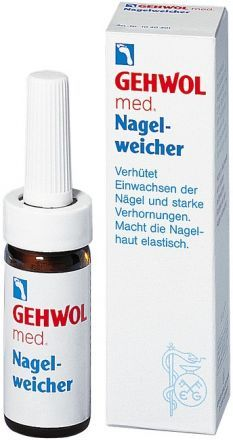 Gehwol Med Смягчающая жидкость для ногтей