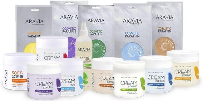 Aravia Professional Парафинотерапия - купить в интернет магазине
