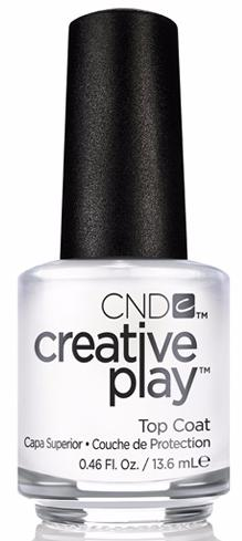 CND Верхнее покрытие Creative Play Top Coat