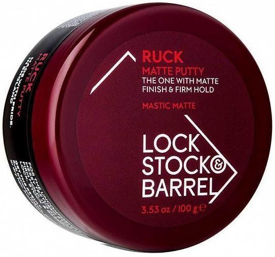 Lock Stock & Barrel Матовая мастика Ruck Matte Putty