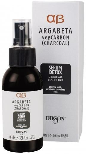 Dikson Argabeta vegCarbon Сыворотка для волос подверженных стрессу