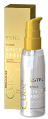 Estel Curex Brilliance Флюид-блеск для волос с термозащитой