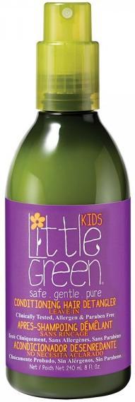 Little Green Kids Кондиционер несмываемый для облегчения расчесывания