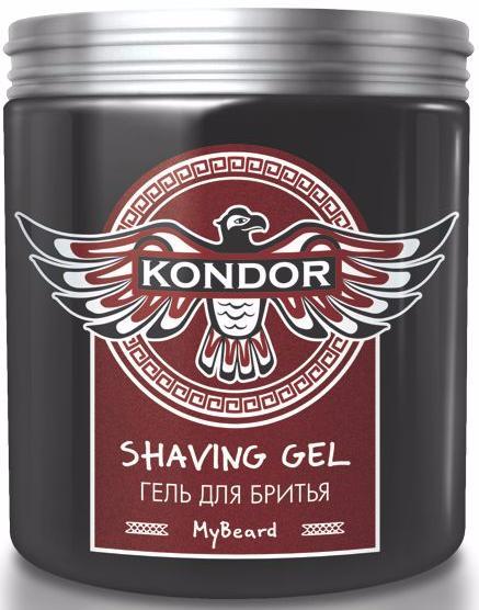 Kondor My Beard Гель для бритья