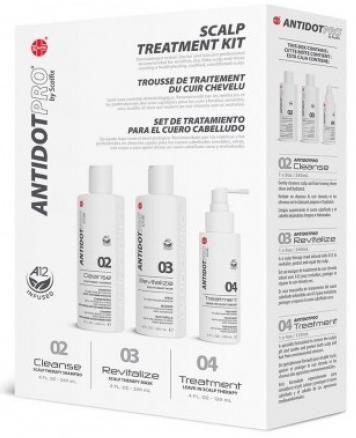 AntidotPro Набор Комплексный уход для чувствительной кожи головы