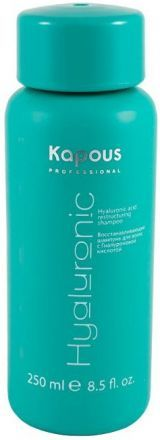 Kapous Hyaluronic Acid Восстанавливающий шампунь Фаза 1