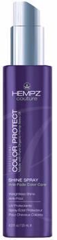 Hempz Спрей для блеска защита цвета окрашенных волос Color Protect Shine Spray