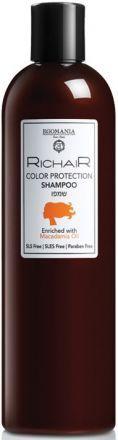 Egomania Richair Шампунь Защита цвета с маслом макадамии