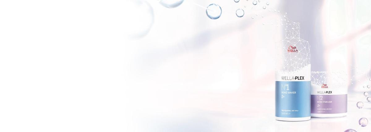 Wella Professionals Окрашивание волос WellaPlex