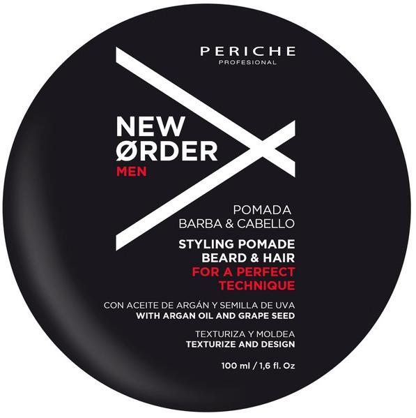 Periche New Order Моделирующая помада Pomada Barba&Cabello