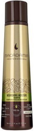 Macadamia Professional Шампунь питательный для всех типов волос
