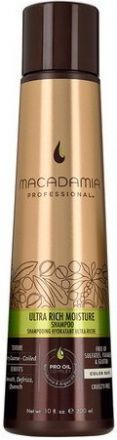 Macadamia Professional Шампунь увлажняющий для жёстких волос