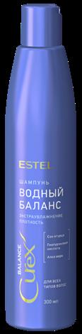 Estel Curex Aqua Balance Шампунь для всех типов волос