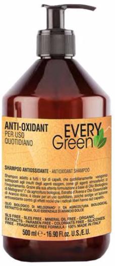 Dikson Everygreen Шампунь ежедневный антиоксидант