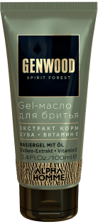 Estel Genwood Gel Масло для бритья