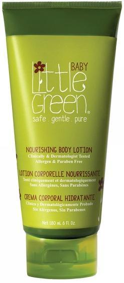Little Green Baby Лосьон питательный для тела