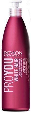 Revlon Шампунь для здоровья и блеска седых и обесцвеченных волос PROYOU