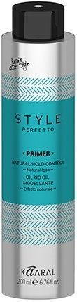 Kaaral Style Perfetto Моделирующее сухое масло Primer Natural Hold Control