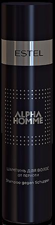 Estel Alpha Homme Шампунь для волос от перхоти