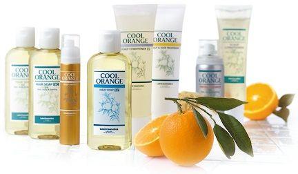 Lebel Cosmetics Cool Orange