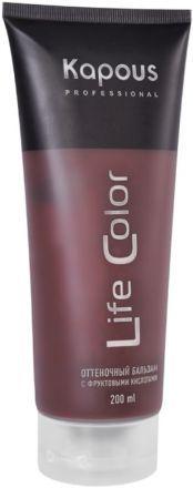 Kapous Professional Бальзам оттеночный для волос Life Color