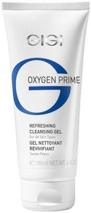 GIGI Oxygen Prime Гель очищающий освежающий