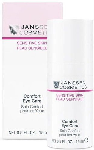 Janssen Sensitive Skin Крем для чувствительной кожи вокруг глаз Comfort Eye Care