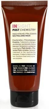 Insight Post Chemistry Нейтрализирующая маска с фитокератином