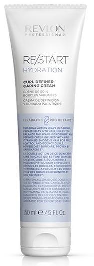 Revlon ReStart Hydration Ухаживающий крем для четких локонов