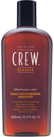 American Crew Шампунь для ухода за нормальными и сухими волосами Daily Moisturizang Shampoo