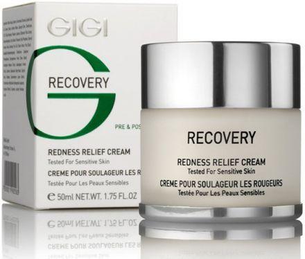 GIGI Recovery Крем успокаивающий от покраснений и отечности
