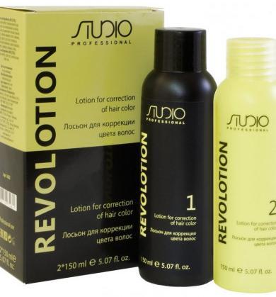 Kapous Studio Professional Лосьон для коррекции цвета RevoLotion