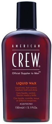 American Crew Жидкий воск Liquid Wax