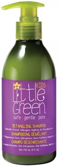 Little Green Kids Шампунь для облегчения расчесывания и распутывания волос