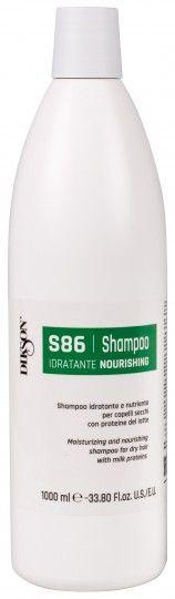 Dikson SM Line Увлажняющий и питательный шампунь S86 Hydrating