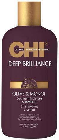 CHI Deep Brilliance Шампунь оптимальное увлажнение