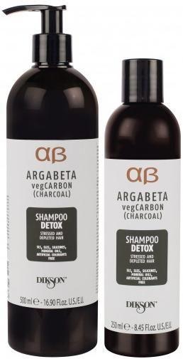 Dikson Argabeta vegCarbon Шампунь для волос подверженных стрессу