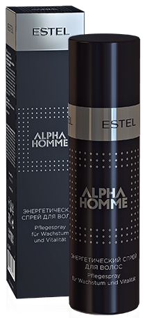 Estel Alpha Homme Энергетический спрей для волос