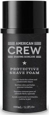 American Crew Защитная пена для бритья Protective Shave Foam