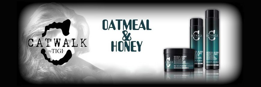 TIGI Catwalk Oatmeal and Honey - купить в интернет магазине