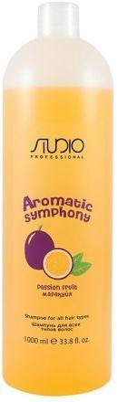 Kapous Studio Care Шампунь для всех типов волос Маракуйя Aromatic Symphony