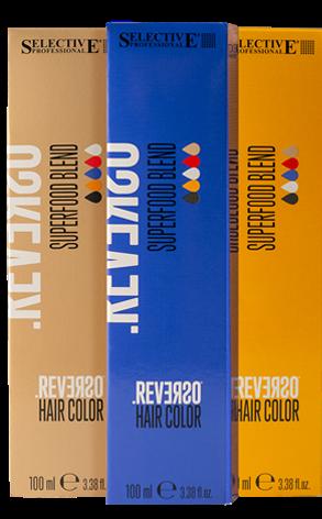 Selective Крем-краска для волос без аммиака Reverso Hair Color