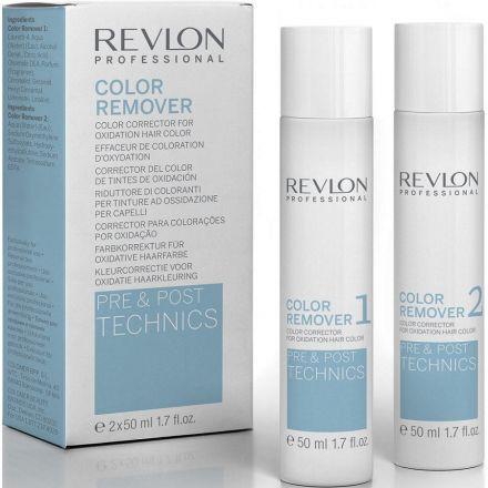 Revlon Средство для коррекции уровня красителя Color Remover