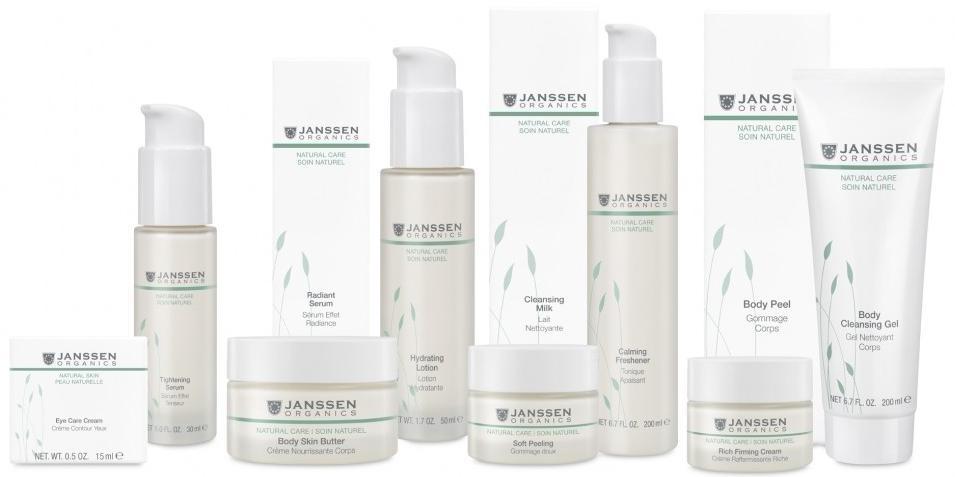 Janssen Cosmetics Natural Care - купить в интернет магазине