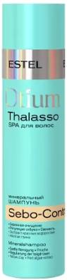 Estel Otium Thalasso Sebo-Control Минеральный шампунь для волос