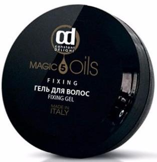 Constant Delight 5 Magic Oils Гель для волос сильной фиксации