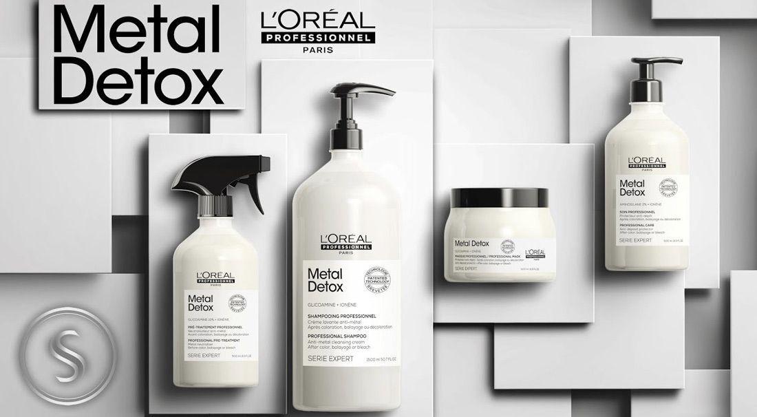 Loreal Professional Serie Expert Metal Detox