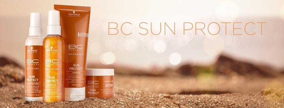 Schwarzkopf Professional Bonacure Sun Protect