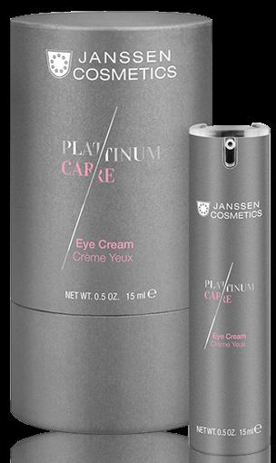 Janssen Platinum Care Реструктурирующий крем для глаз Eye Cream